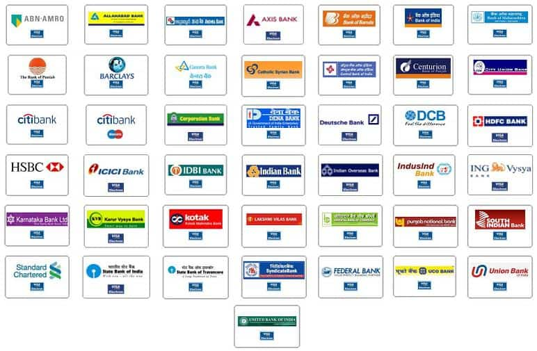 Our banking partners